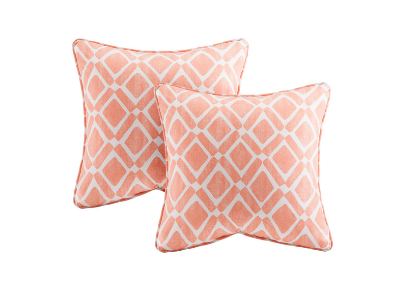 htm pillows orange home patio pillow outdoor furniture p majestic