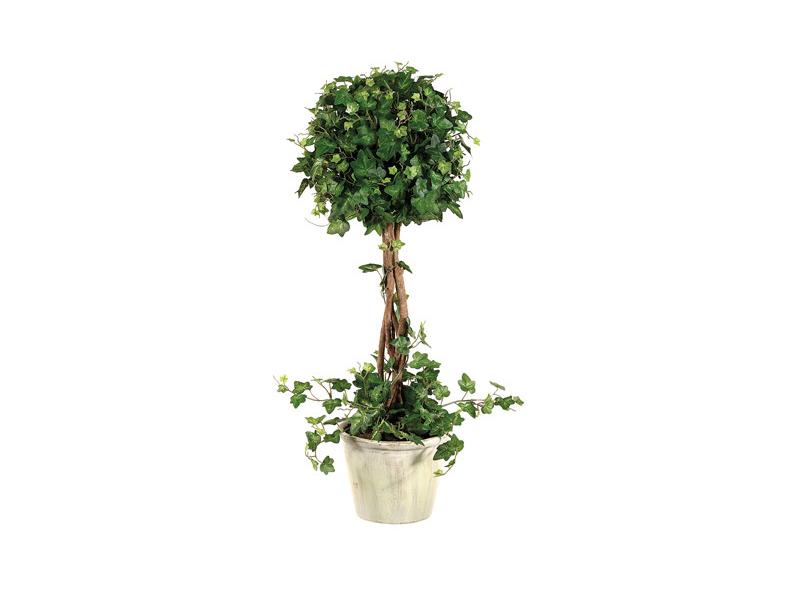 Ivy Round Tree Pot Dillon Amber Dane Artificial Florals