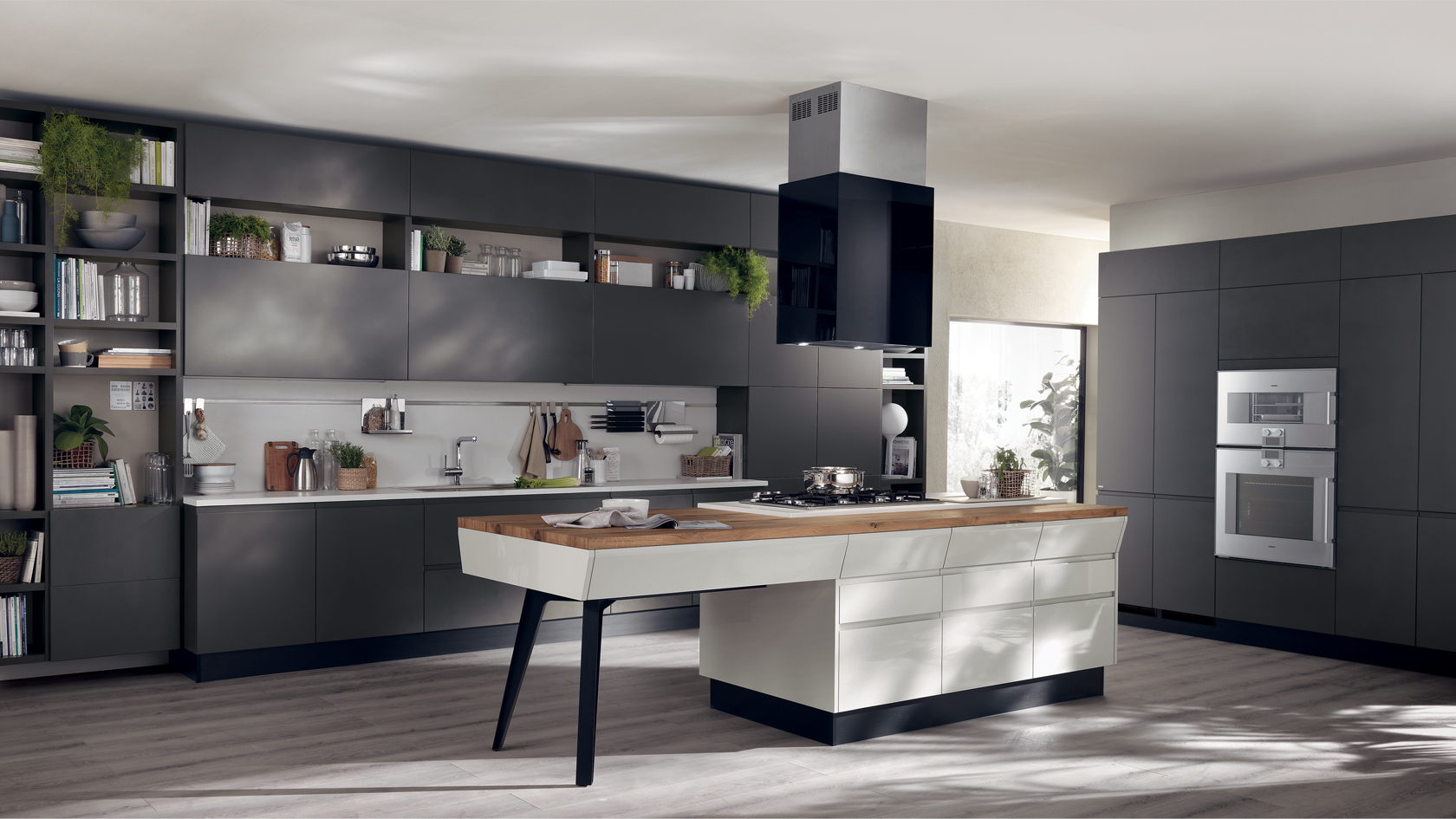 Scavolini Kitchen Designs Llc Dubai - Kitchen Appliances Tips And Review