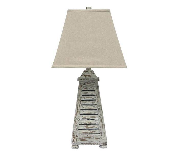 Shutter tower table lamp dillon amber dane lamp store barbados shutter tower table lamp aloadofball Choice Image
