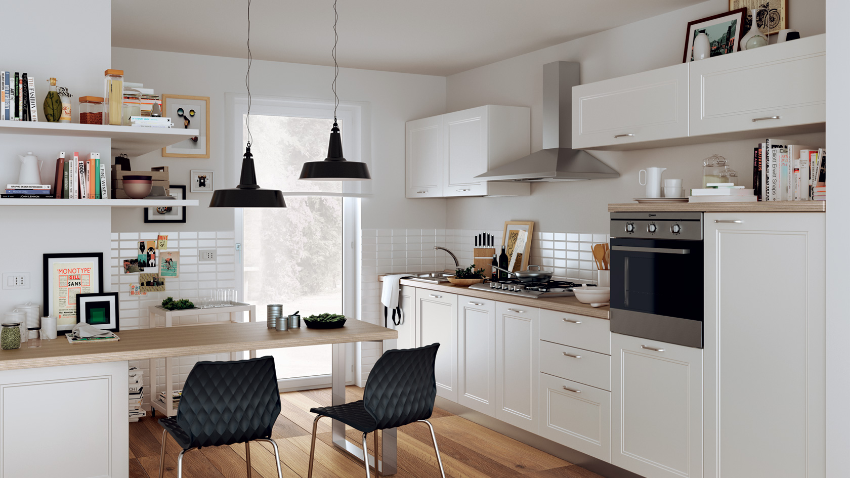 Colony kitchen dillon amber dane kitchens barbados - Cucina completa ikea ...