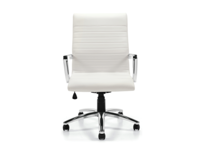 White Ultra Executive Office Chair