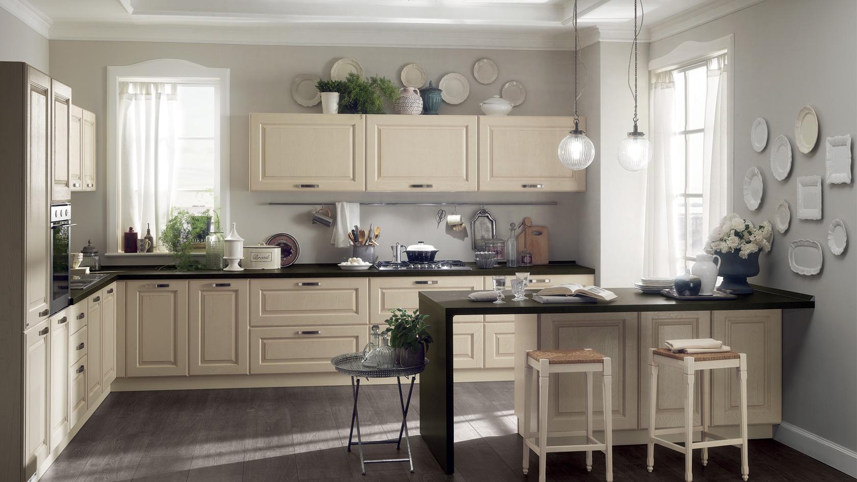 Madeleine Kitchen Cabinets Dillon Amber Dane Kitchen