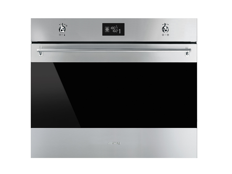 SF7390X Smeg 70cm Stainless Steel Electric Oven