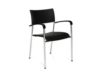 Dori Stacking Guest Chair