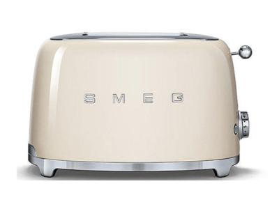 TSF01CREU Smeg 2 Slice Retro Style Toaster