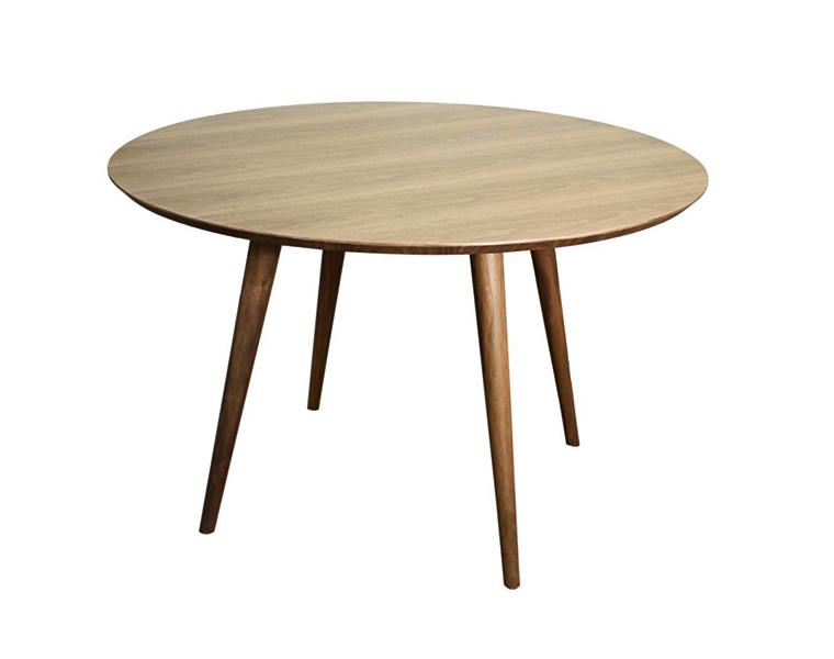 Pleasant Bailey Round Dining Table Inzonedesignstudio Interior Chair Design Inzonedesignstudiocom